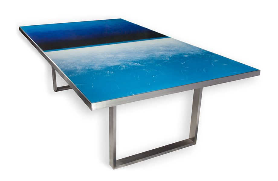 Wheeler Table